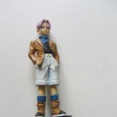 Figuras de Goma y PVC: FIGURA PVC TRUNKS 01 IC73-05 - DRAGON BALL, BOLA DE DRAGON 1996 12 CM. Lote 178369927