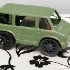 Figuras de Borracha e PVC: KINDER COCHE FIAT DUGATO. Lote 178395571