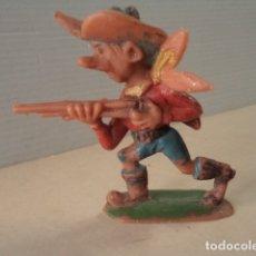 Figuras de Goma y PVC: FIGURA DE PLÁSTICO COWBOY BOYBIS JECSAN. Lote 178578143