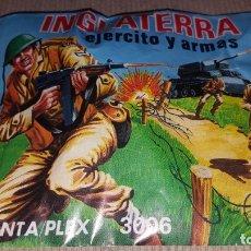 Figuras de Goma y PVC: MONTAPLEX SOBRE CERRADO INGLATERRA. Lote 178603153