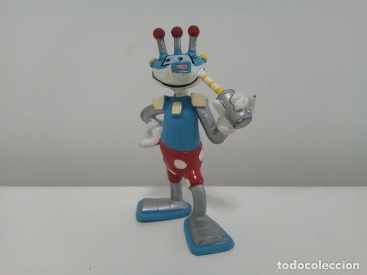 Figuras de Goma y PVC: Figura de Carbu de Robotins EUROCOMICS 85 © SGJT SCHLEICH W GERMANY - Foto 2 - 178676747