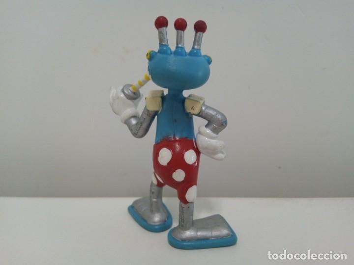 Figuras de Goma y PVC: Figura de Carbu de Robotins EUROCOMICS 85 © SGJT SCHLEICH W GERMANY - Foto 4 - 178676747