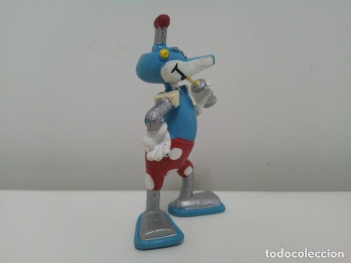 Figuras de Goma y PVC: Figura de Carbu de Robotins EUROCOMICS 85 © SGJT SCHLEICH W GERMANY - Foto 5 - 178676747