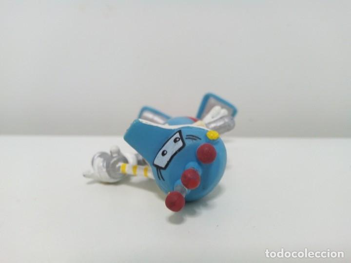 Figuras de Goma y PVC: Figura de Carbu de Robotins EUROCOMICS 85 © SGJT SCHLEICH W GERMANY - Foto 9 - 178676747