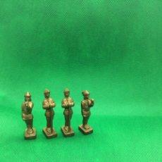 Figuras de Goma y PVC: EXIN CASTILLOS SERIE ORO PERSONAJES Y PRINCESA CLASICA. Lote 178808873