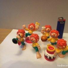 Figuras de Goma y PVC: MUÑECOS PUMUCKI. Lote 178893982