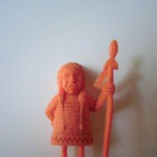 Figuras de Goma y PVC: FIGURA DUNKIN PERSONAJE LUCKY LUKE . Lote 178913287