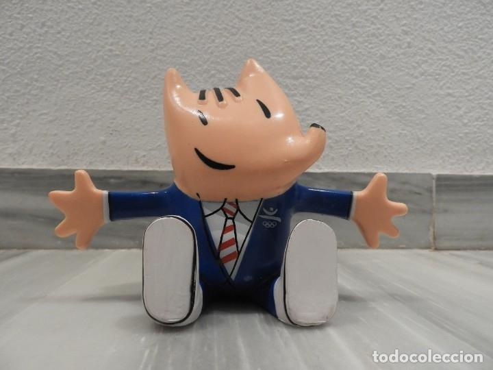 FIGURA PVC GOMA - COBI - COOB EXPO 92 BARCELONA - NUEVO - PERFECTO ESTADO (Juguetes - Figuras de Goma y Pvc - Otras)