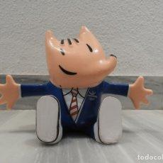 Figuras de Goma y PVC: FIGURA PVC GOMA - COBI - COOB EXPO 92 BARCELONA - NUEVO - PERFECTO ESTADO. Lote 178961927