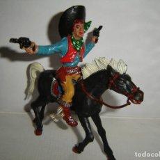 Figuras de Goma y PVC: COW-BOY LAFREDO. Lote 178965631