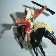 Figuras de Goma y PVC: INDIO LAFREDO. Lote 178965793
