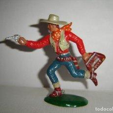 Figuras de Goma y PVC: COW-BOY LAFREDO. Lote 178965895