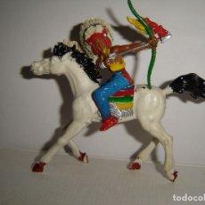 Figuras de Goma y PVC: INDIO LAFREDO. Lote 178966127