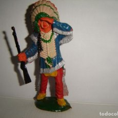 Figuras de Goma y PVC: INDIO LAFREDO. Lote 178966181