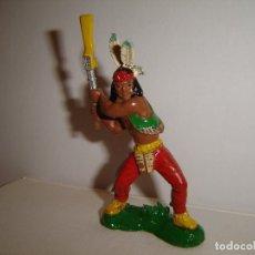 Figuras de Goma y PVC: INDIO LAFREDO. Lote 178966641