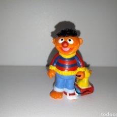 Figuras de Goma y PVC: MUÑECO GE GOMA PVC EPI DE BARRIO SESAMO SESAME STREET APPLAUSE. Lote 178970230