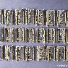 Figuras de Goma y PVC: LOTE MONTAPLEX 24 COLADAS DE BARCOS. Lote 195428616