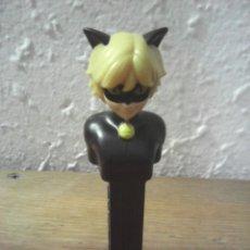 Dispensador Pez: PEZ DE CAT NOIR DE LADYBUG. Lote 178978352