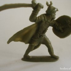 Figuras de Goma y PVC: GUERRERO ÁRABE PLÁSTICO MONOCOLOR . Lote 179000780