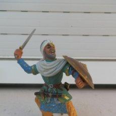 Figuras de Goma y PVC: FIGURA MEDIEVAL ÁRABE DE SCHLEICH.. Lote 179007101