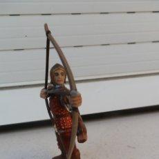Figuras de Goma y PVC: FIGURA ARQUERO MEDIEVAL DE SCHLEICH.. Lote 179008165
