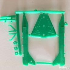 Figuras de Goma y PVC: MONTAPLEX 1 COLADA DEL AVION MIRAGE 3 Nº 608. Lote 179010027