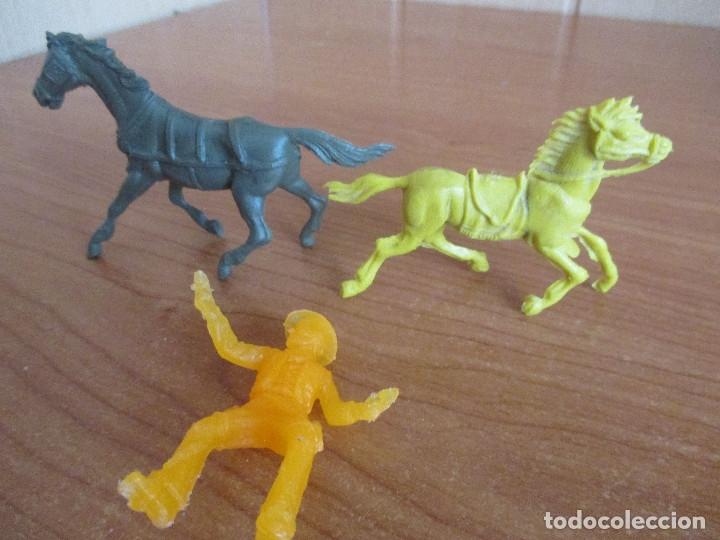 Figuras de Goma y PVC: FIGURAS DEL OESTE ( PECH , JECSAN , REAMSA , TEIXIDO , OLIVER , COMANSI , ETC) - Foto 2 - 179024751