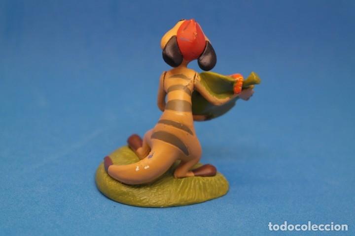 Figuras de Goma y PVC: Figura de Timon. Divertido Personaje de la Película El Rey León. Disney - Foto 4 - 179073805