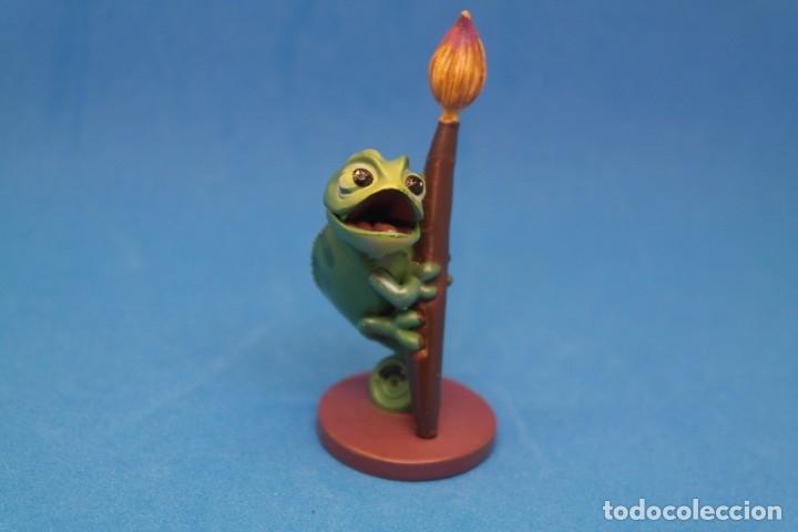 Figuras de Goma y PVC: Figura Personaje de la Película Enredados. Disney - Foto 2 - 179074001