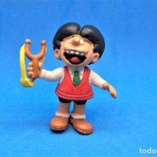 Figuras de Goma y PVC: ANTIGUA FIGURAS EN PVC PERSONAJE DE ZIPI Y ZAPE COMICS SPAIN CATALONIA PRESS 1985 . Lote 179095083