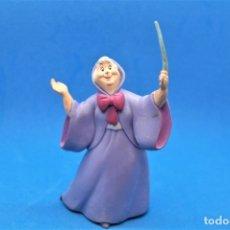 Figuras de Goma y PVC: FIGURA PVC HADA MADRINA - CENICIENTA - DISNEY -. Lote 179095267