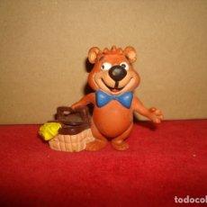 Figuras de Goma y PVC: OSO BUBU DEL OSO YOGUI COMIC SPAIN 4,50 CM GOMA PVC. Lote 179108568