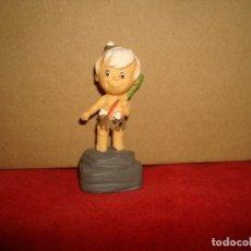 Figuras de Goma y PVC: PICAPIEDRAS BAM BAM 1994 HB 5,50 CM GOMA PVC. Lote 179108712