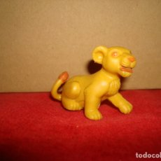 Figuras de Goma y PVC: SIMBA DEL REY LEON DE COMANSI 3,50 CM GOMA PVC. Lote 179109572
