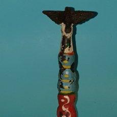 Figuras de Goma y PVC: TOTEM EN GOMA DE REAMSA (TIPO PECH, JECSAN, TEIXIDO). Lote 179131712