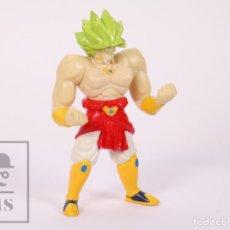 Figuras de Goma y PVC: FIGURA DE GOMA DRAGON BALL / BOLA DE DRAGÓN / DRAC - SUPER SAIYAN BROLY - BS / STA - CHINA, 1989. Lote 179159092