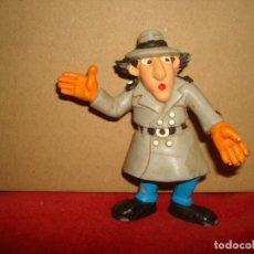 Figuras de Goma y PVC: INSPECTOR GADGET COMIC SPAIN GOMA PVC 7 CM. Lote 179201143