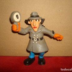 Figuras de Goma y PVC: INSPECTOR GADGET COMIC SPAIN GOMA PVC 7 CM . Lote 179201170