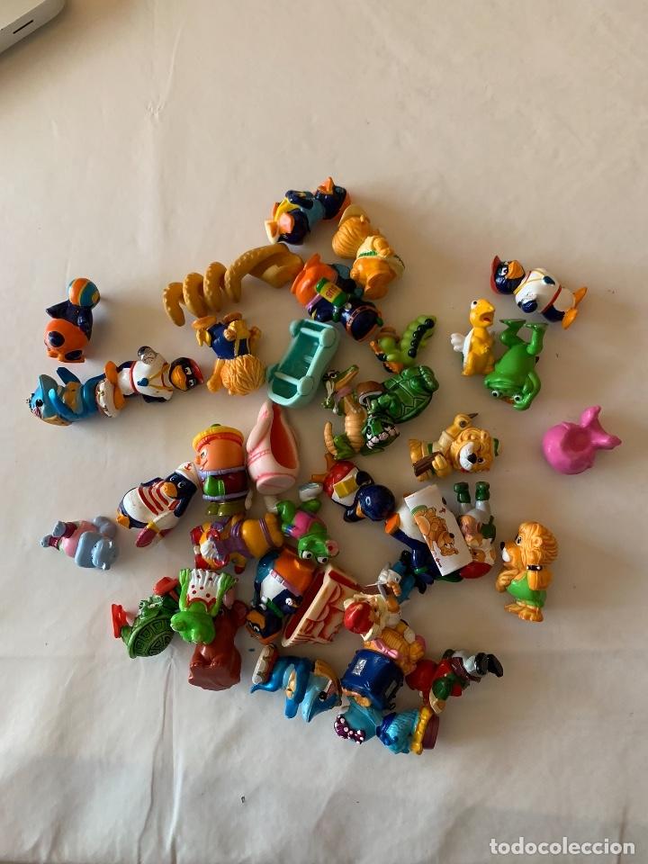 LOTE DE FIGURAS DE KINDER SORPRESA (Juguetes - Figuras de Gomas y Pvc - Kinder)