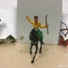 Figuras de Goma y PVC: FIGURA COMANSI OESTE WESTERN NO PECH LAFREDO REAMSA JECSAN COMANSI. Lote 179341903
