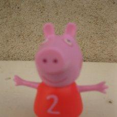 Figuras de Goma y PVC: PEPPA PIG - FIGURA DE PVC - ASTLEY BAKER DAVIES.. Lote 179397210