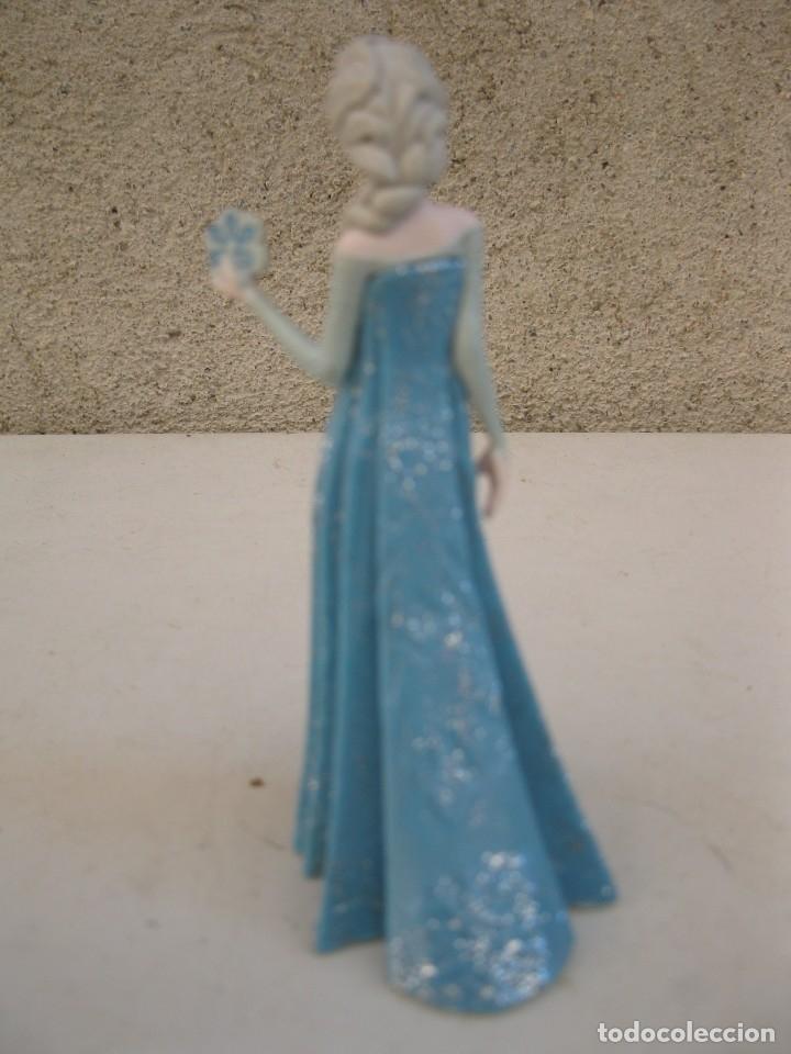 Figuras de Goma y PVC: ELSA - FROZEN - FIGURA DE PVC - DISNEY. - Foto 2 - 179398350