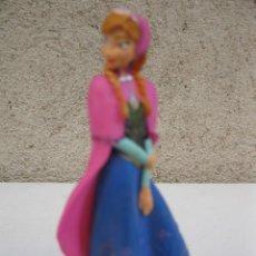 Figuras de Goma y PVC: ANNA - FROZEN - FIGURA DE PVC - DISNEY - BULLYLAND.. Lote 179398743