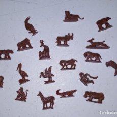 Figuras de Goma y PVC: LOTE 1 MONTAPLEX SERJAN ORIGINAL AÑOS 60/70 EN MUY BUEN ESTADO. Lote 179530053