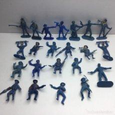 Figuras de Goma y PVC: 22 FIGURAS - SOLDADITOS | PECH, JECSAN, REAMSA, TEIXIDO, OLIVER, COMANSI. Lote 179530070