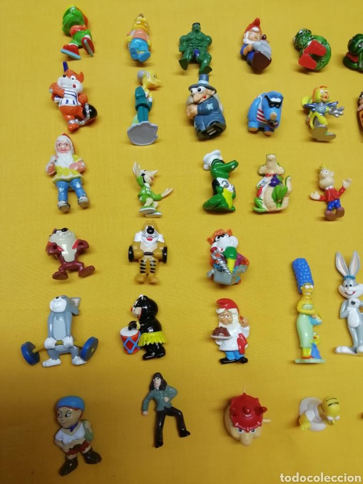 Figuras Kinder: Figuras Kinder - Foto 2 - 179548942