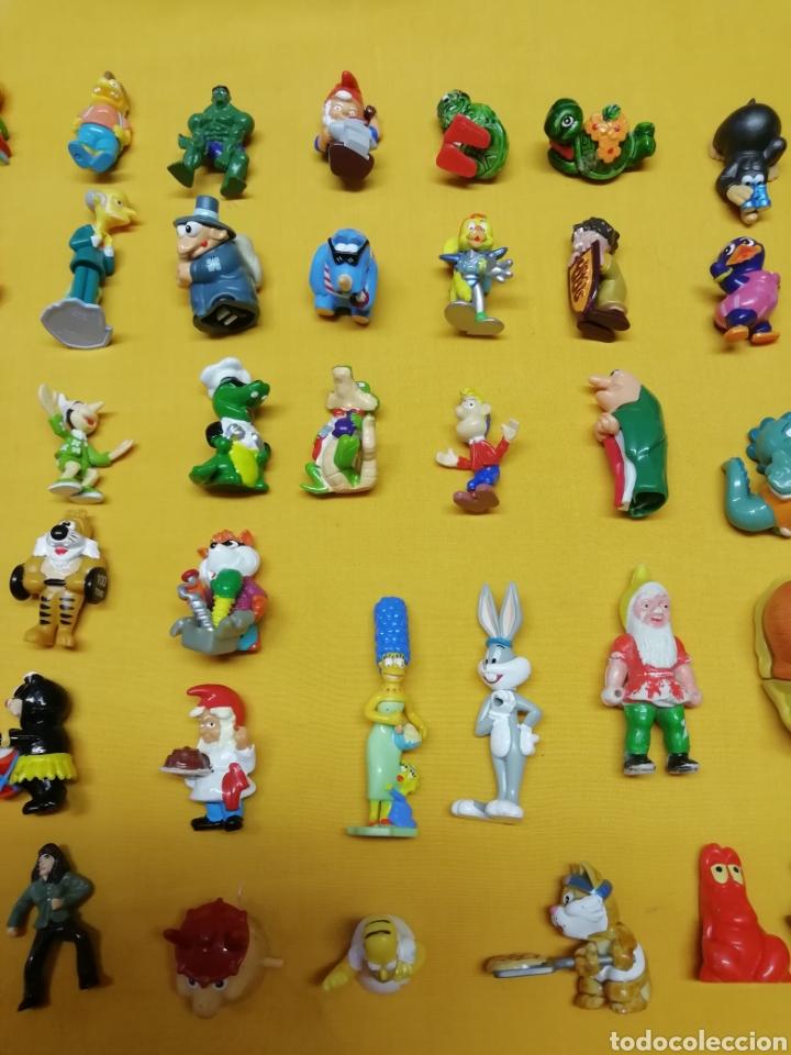Figuras Kinder: Figuras Kinder - Foto 3 - 179548942