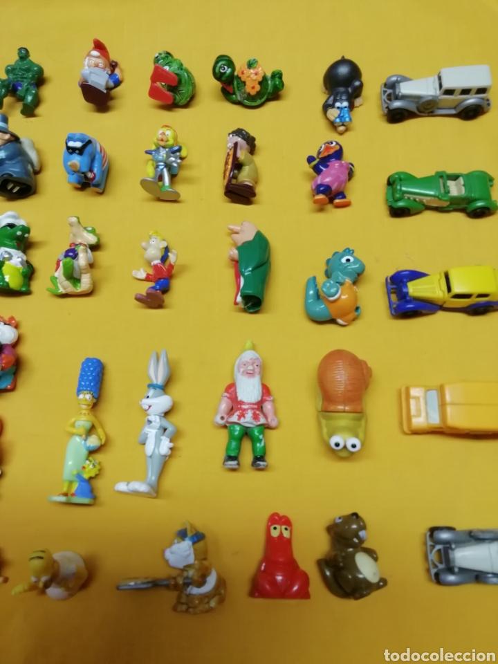 Figuras Kinder: Figuras Kinder - Foto 4 - 179548942