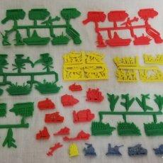 Figuras de Goma y PVC: LOTE FIGURAS SERJAN. Lote 180169346