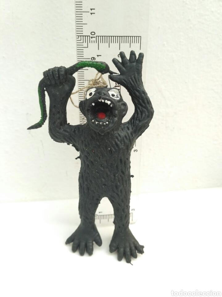 MUÑECO DE GOMA GORILA KING KONG BOOTLEG KIOSCO (Juguetes - Figuras de Goma y Pvc - Otras)